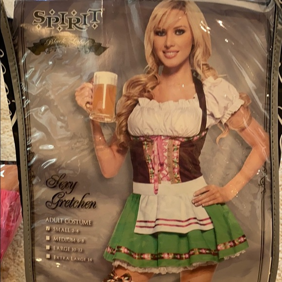 Other - Beer maid costume